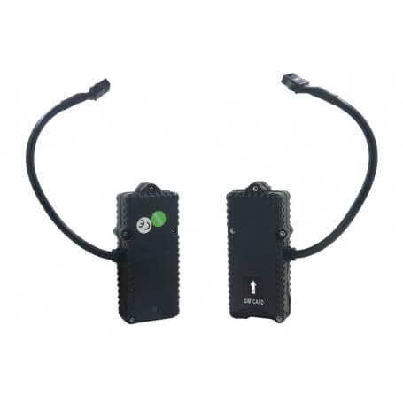 Traceur GPS voiture avec connecteur - Traceur GPS voiture