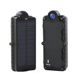 GPS Tracker with solar charger - GPS car tracker