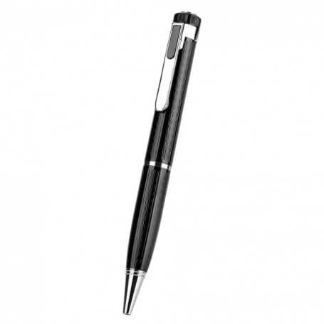 Digital voice recorder pen HD - With this recorder microphone, you can put conversations bugged in HD, streaming more than 10 h