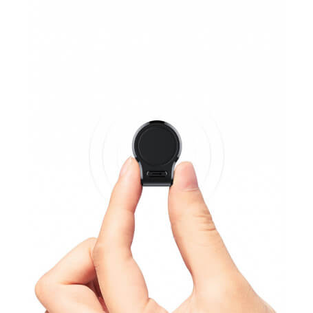 Micro spy recorder professional - With a spy recorder mini, this device allows you to record a sound quality. The sounds are so