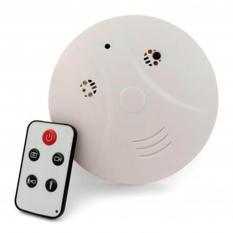 Mini Spy camera rookmelder - Rookmelder camera