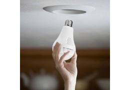 De camera lamp, het goede idee!